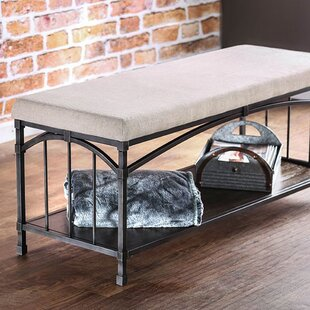 Inexpensive Cearbhall Industrial Bench By17 Stories