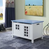 Reggie Lift Top Wooden Bachelor's Chest by Isabelle & Max™