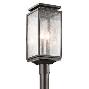 Conesville Outdoor 3-Light Lantern Head