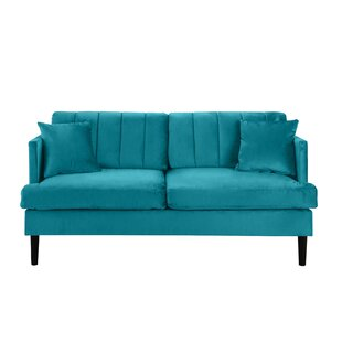 Huff Loveseat by Mercer41