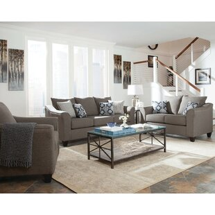 Big Save Hegarty 3 Piece Living Room Set by Alcott Hill Reviews (2019) & Buyer's Guide