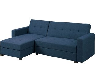 Bromwich Sleeper Sectional by Ebern Designs Cheap