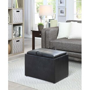 Hodnett Storage Ottoman Zipcode Design