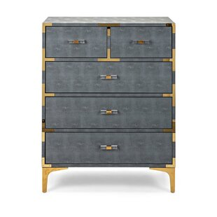 Compare Waltham 5 Drawer Chest by Mercer41