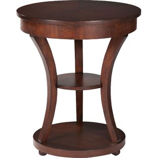 Belmont Round End Table