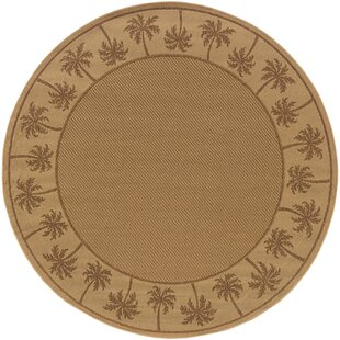 Laila Yellow Indoor/Outdoor Area Rug