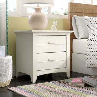 Affordable Yelisey 2 Drawer Nightstand by Mistana Reviews (2019) & Buyer's Guide