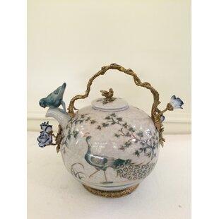 Decorative Porcelain China Teapot