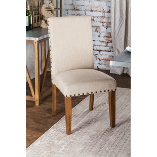 Arthur Side Upholstered Dining Chair (Set of 2) Laurel Foundry Modern Farmhouse