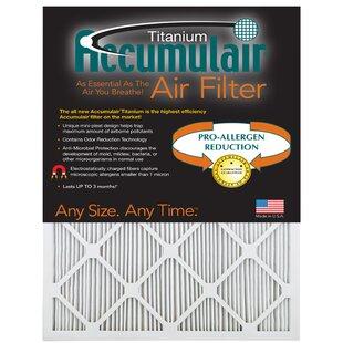 Titanium Air Filter (Set of 4)
