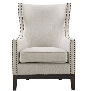 Ranier Roswell Wingback Chair by Darby Home Co
