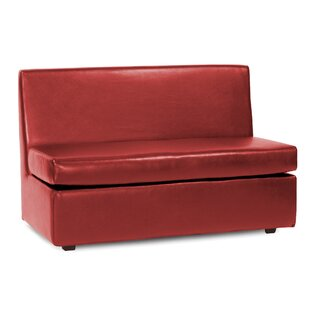 Lehner Slipper Loveseat by Orren Ellis