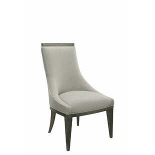 Hackney Upholstered Dining Chair (Set of 2) Gracie Oaks