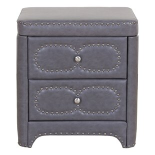 Chianna 2 Drawer Nightstand by Willa Arlo Interiors