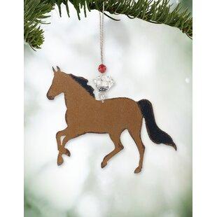 Horse Ornament Wayfair