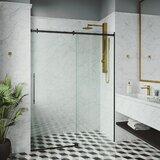 Modern Matte Black Shower Doors Allmodern