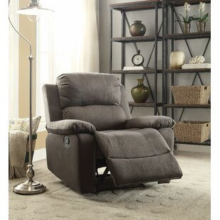 Commins Manual Recliner Red Barrel Studio Great price