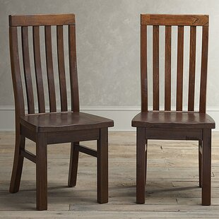 Will Solid Wood Dining Chair (Set of 2)