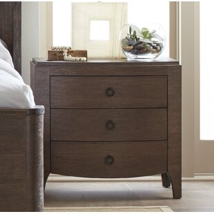 Preston 3 Drawer Nightstand