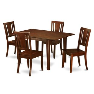 Picasso 5 Piece Extendable Dining Set Wooden Importers