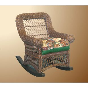 Buying Child's Cotton Rocking Chair By Yesteryear Wicker