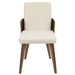 Tadcaster Upholstered Dining Chair (Set of 2) Brayden Studio