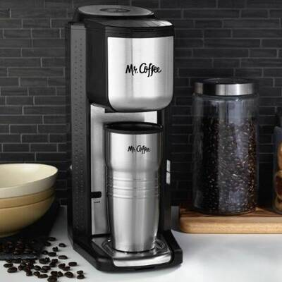 Mr Coffee Single Cup Coffee Maker Wayfair