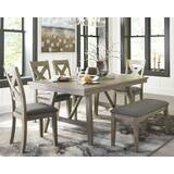 Bench Kitchen & Dining Room Sets You\'ll Love in 2019   Wayfair
