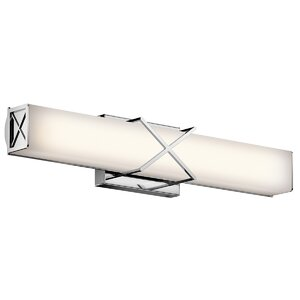 Minos 2-Light LED Bath Bar