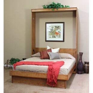 Queen Murphy Bed by Wallbeds