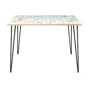 Olstykke-Stenlose Dining Table by Bungalow Rose Find