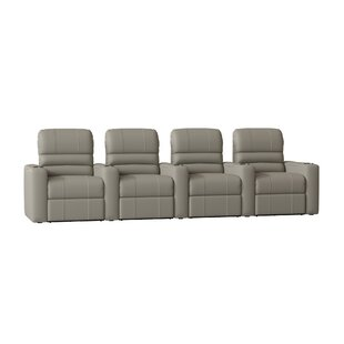 Waterfall LED Home Theater Row Seating Row of 4