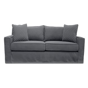 William Slipcover Loveseat