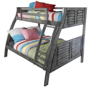 Lynn Twin Over Full Bunk Bed by Viv   Rae