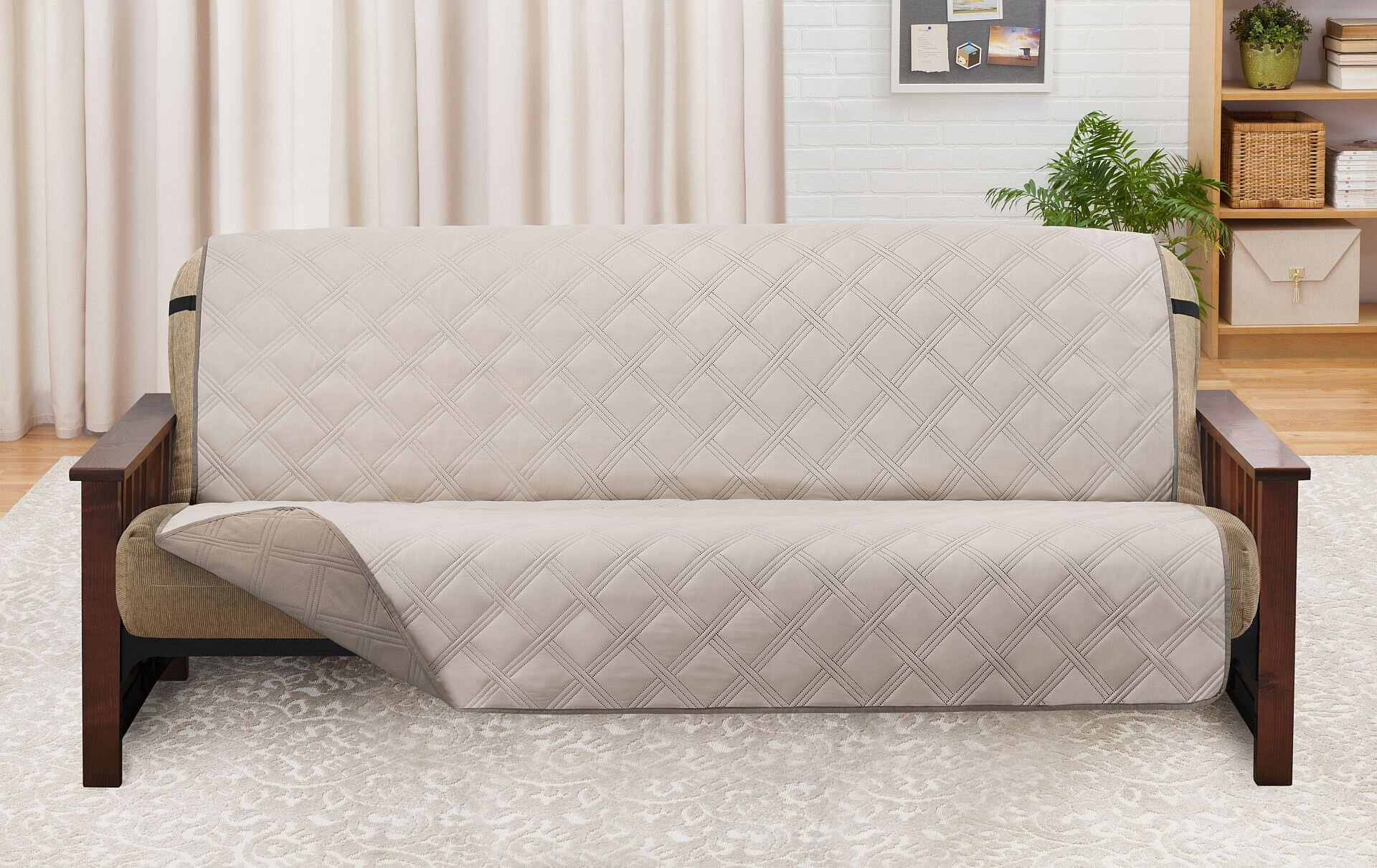 Futon Pet Friendly Slipcovers You Ll Love In 2021 Wayfair