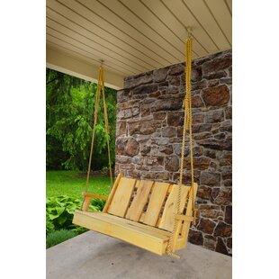 Wandy Porch Swing by Loon Peak