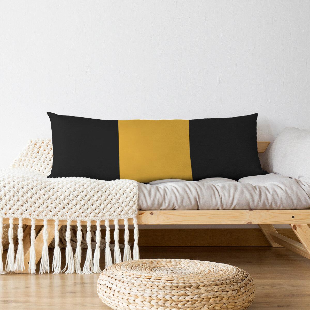 Artverse Los Angeles La Basketball Striped Lumbar Pillow Wayfair
