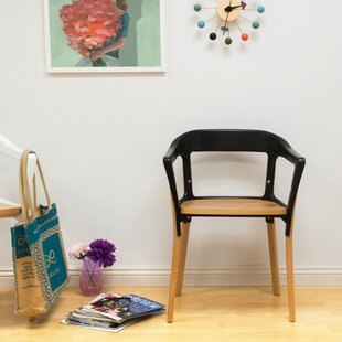 Compare prices Jasper Solid Wood Dining Chair by Mod Made Reviews (2019) & Buyer's Guide