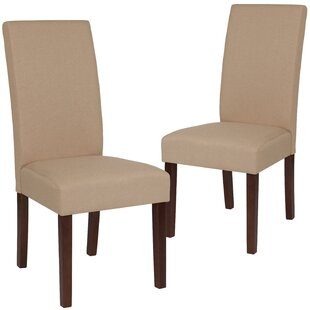 Check Prices Rayford Upholstered Dining Chair (Set of 2) ByCharlton Home