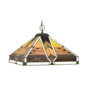 Shemar 1-Light Pendant ByMillwood Pines