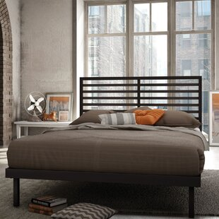 Pellegrin Platform Bed by Williston Forge Bargain