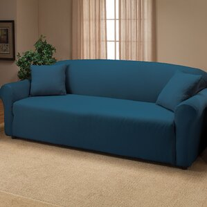 Floral Box Cushion Sofa Slipcover : sectional pet cover - Sectionals, Sofas & Couches