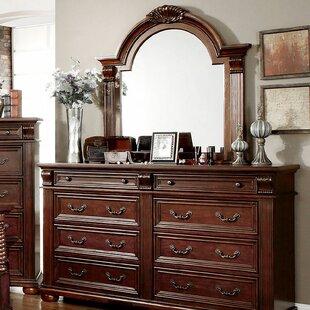 Wanda 8 Drawer Double Dresser