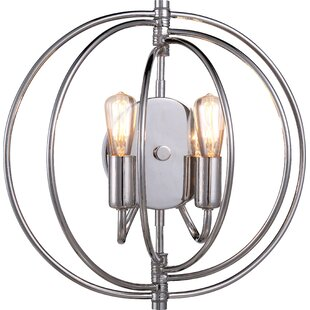 Inexpensive Hamby 2-Light Wall Sconce By Brayden Studio