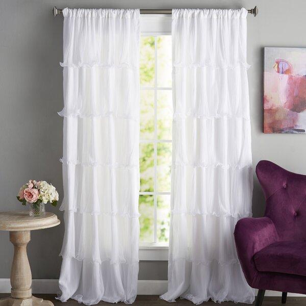 Flowy Curtains Wayfair