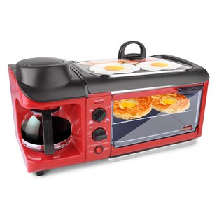 4-Slice Americana Deluxe Toaster Oven