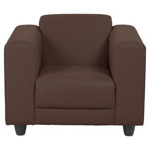 Tan Leather Armchair   Wayfair.co.uk