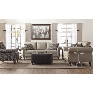 Allmon Configurable Living Room Set by Fleur De Lis Living
