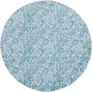 Mandurah Blue Indoor/Outdoor Area Rug by Bungalow Rose