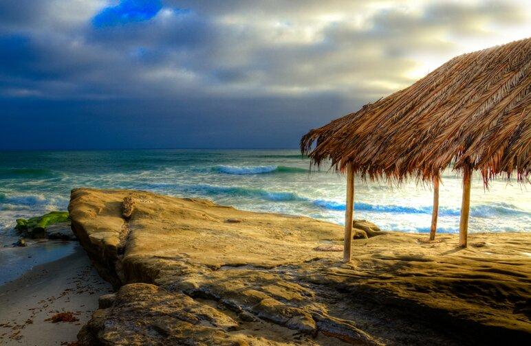 Hadleyhouseco Windansea Beach La Jolla California Palupa By Kelly Wade Photographic Print On Wrapped Canvas Wayfair